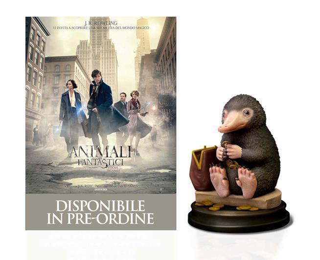 Animali Fantastici 2, conosceremo anche il fratello di Newt Scamander