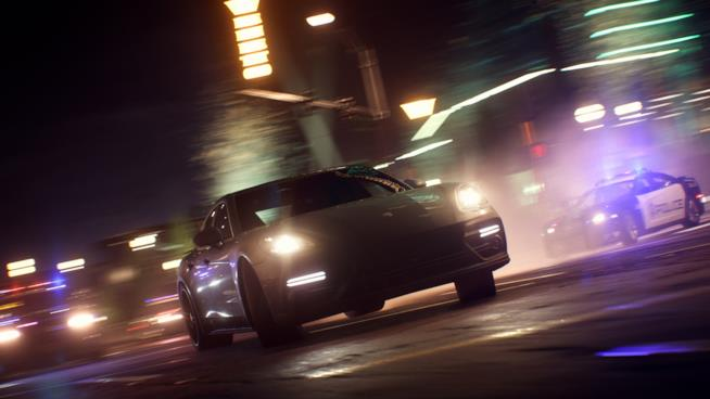 Need for Speed Payback annunciato: mix fra guida e azione
