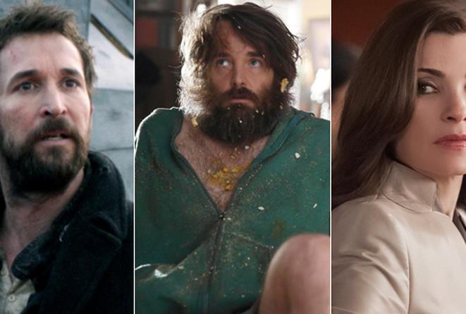 Falling Skies, The Last Man on Earth e The Good Wife