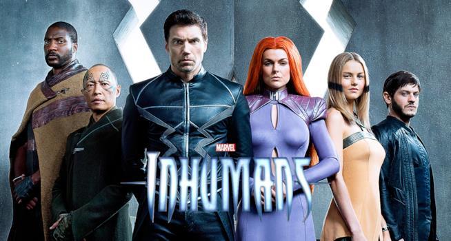 Inhumans: rilasciato il primo teaser trailer della nuova serie Marvel