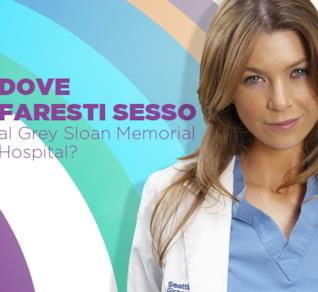 Dove faresti sesso al Grey Sloan Memorial Hospital?