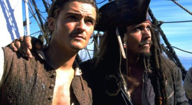 Orlando Bloom ritornerà in Pirati dei Caraibi 5