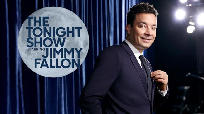Jimmy Fallon al timone dei Golden Globe 2017