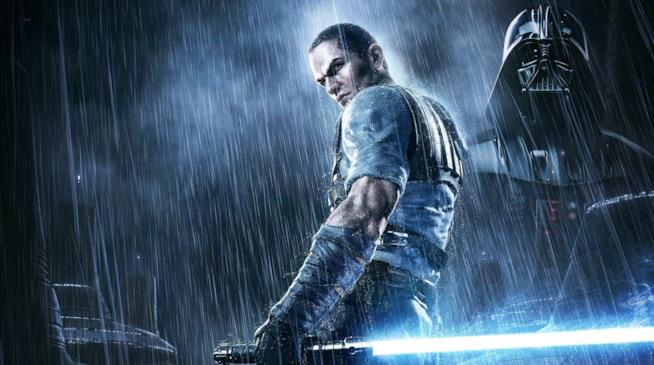 Starkiller e Dath Vader dominano la copertina di Star Wars: The Force Unleashed II