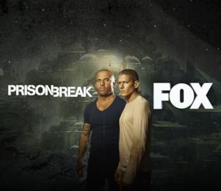 Il poster della nuova stagione di Prison Break