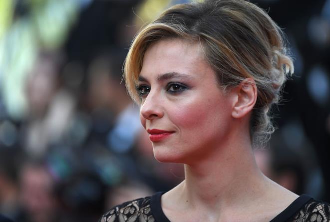 Jasmine Trinca alla premiazione di Cannes 70