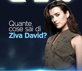 Quante cose sai di Ziva David?