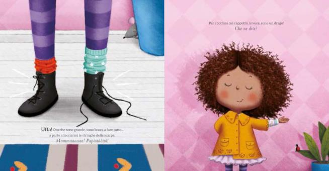 Il libro illustrato di Kim Crockett Corson