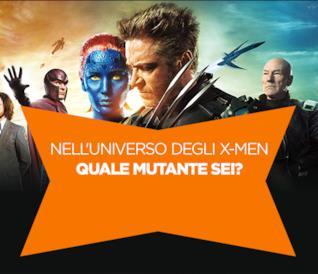 Nell'universo degli X-Men quale mutante sei?