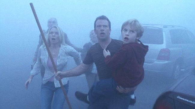 The Mist, il film diretto da Frank Darabont