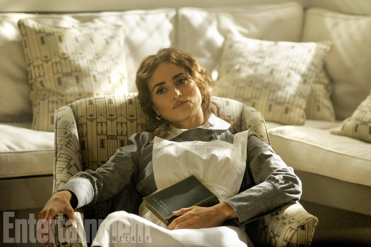 Penélope Cruz in una scena di Assassinio sull'Orient Express