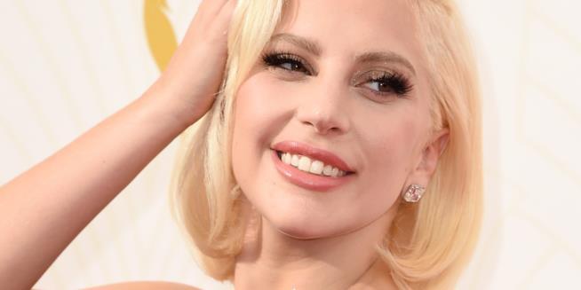 La cantante Lady Gaga