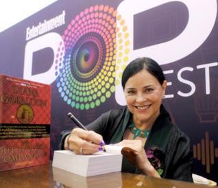 L'autrice di Outlander, Diana Gabaldon, parla del futuro della serie.