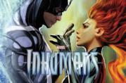 Black Bolt e Medusa nei fumetti Marvel