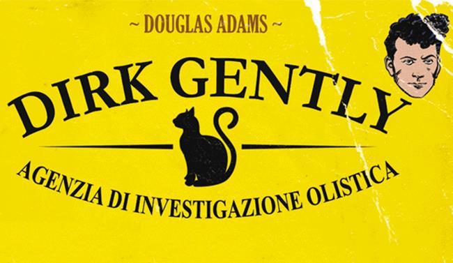 Copertina di Dirk Gently, Agenzia di Investigazione Olistica il fumetto