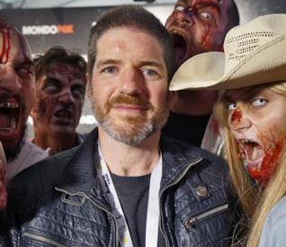Charlie Adlard e l'invasione zombie di Fox al Lucca Comics & Games 2016