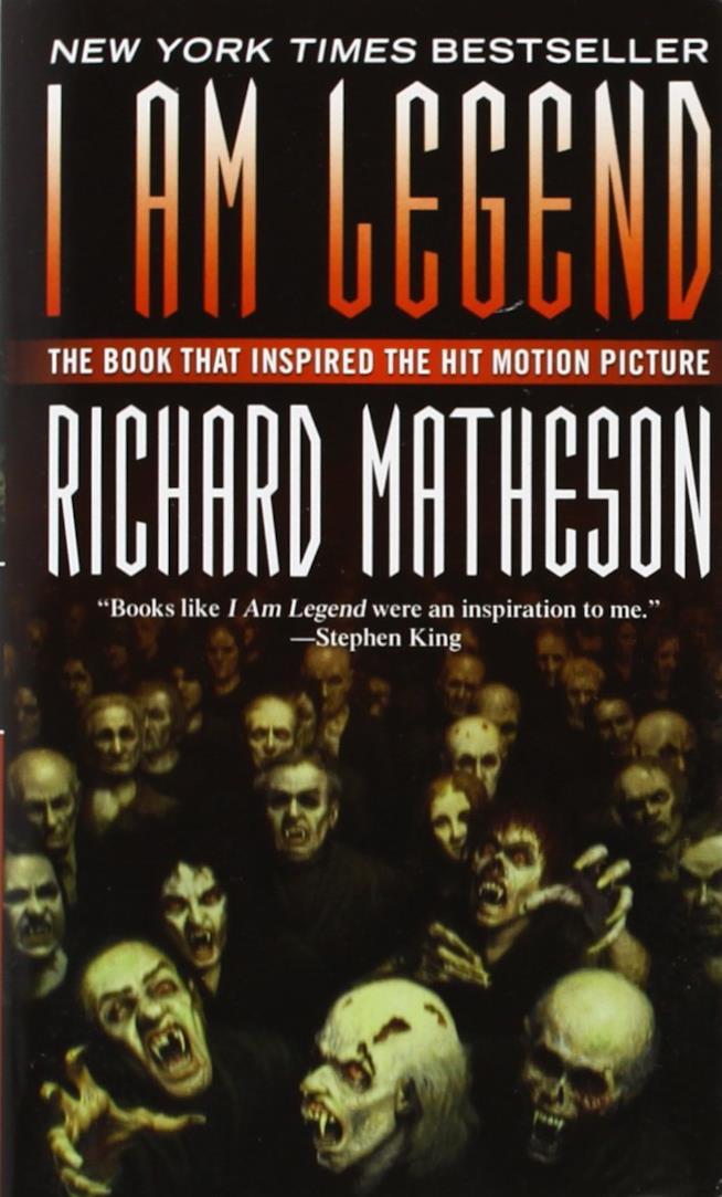 Io Sono leggenda è stato scritto da Richard Matheson