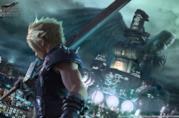 Cloud e Sephiroth in un artwork ufficiale di FFVII Remake