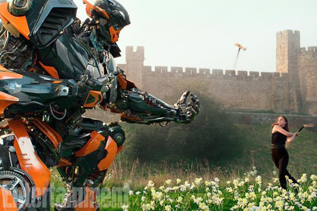 Un assedio in Transformers 5
