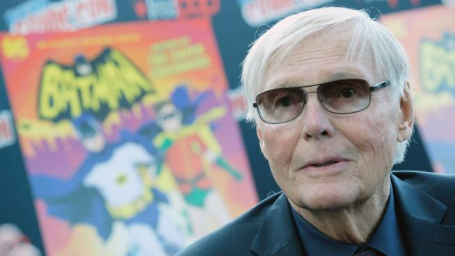 Adam West, morto il Batman camp del 1966: aveva 88 anni