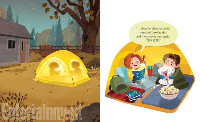 The X-Files: Earth Children, i bambini nella tenda