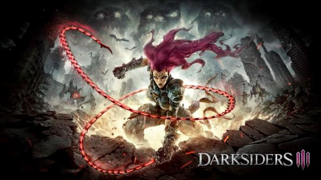 Darksiders 3 annunciato su PS4, Xbox One e PC