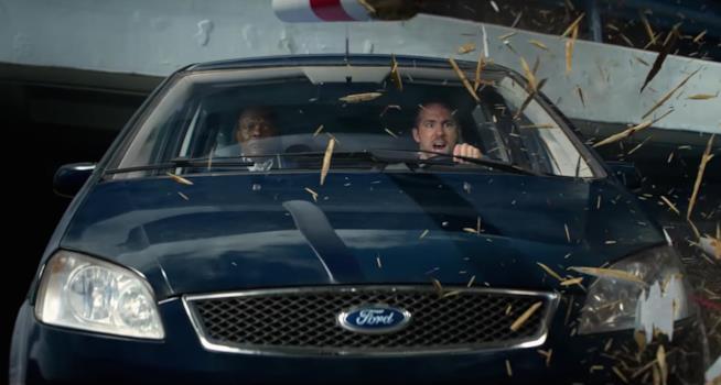 The Hitman's Bodyguard: redband trailer per il film con Ryan Reynolds
