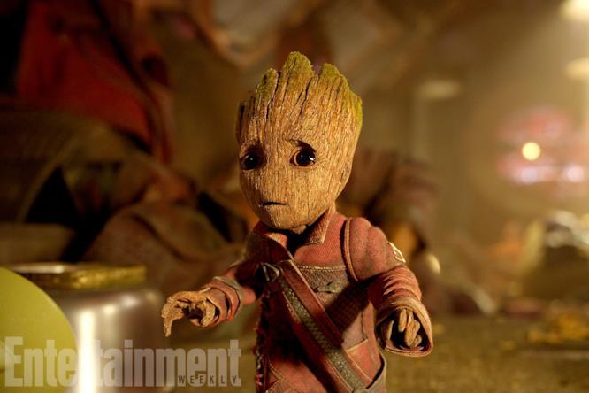 Groot, Guardiani della Galassia 2