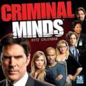 Criminal Minds -Calendario 2017
