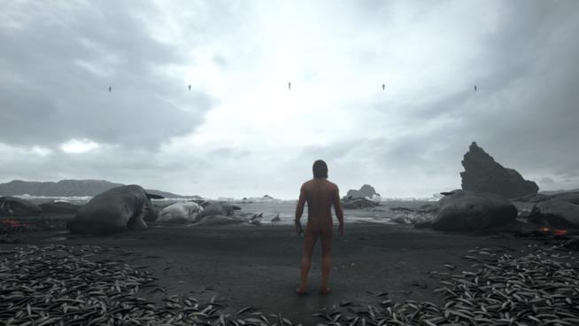 Norman Reedus nudo nel trailer di Death Stranding