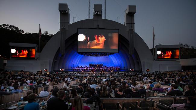 Il Cine-Concerto di Harry Potter in scena all'Hollywood Bowl
