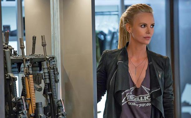 Charlize Theron, new entry di Fast & Furious 8
