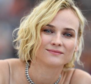 Diane Kruger a Cannes 70