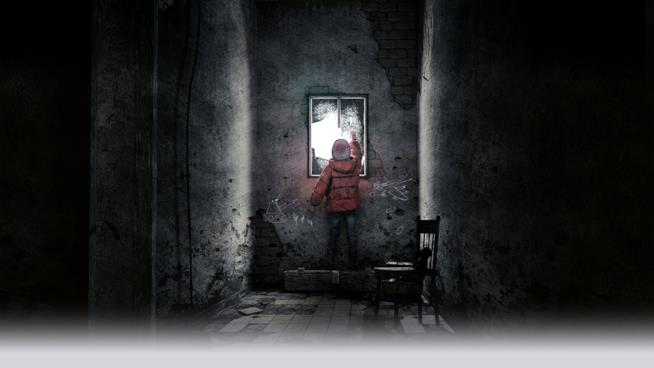 L'iconica bambina sulla cover di This War of Mine: The Little Ones