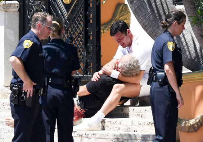 Ricky Martin nelle prime foto di Versace: American Crime Story