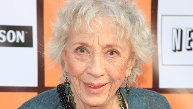 Ann Morgan Guilbert a un evento ufficiale nel 2011