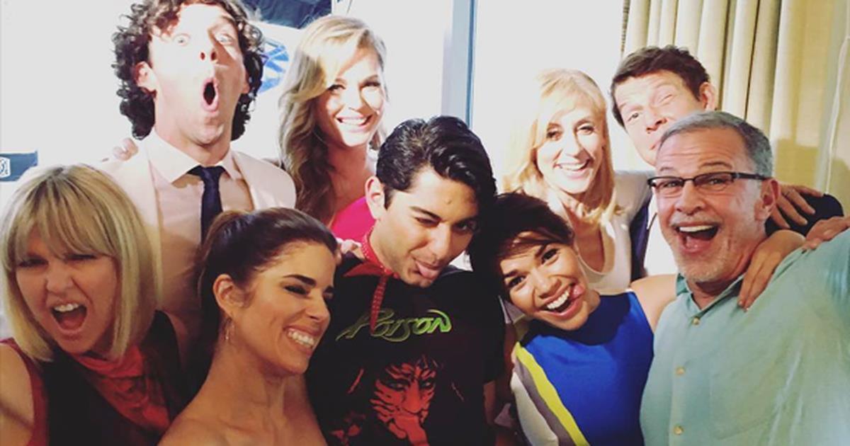 Le reunion del cast di Ugly Betty lancia l'idea di un ...