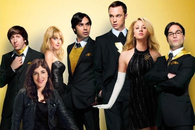 L'ottava stagione di The Big Theory