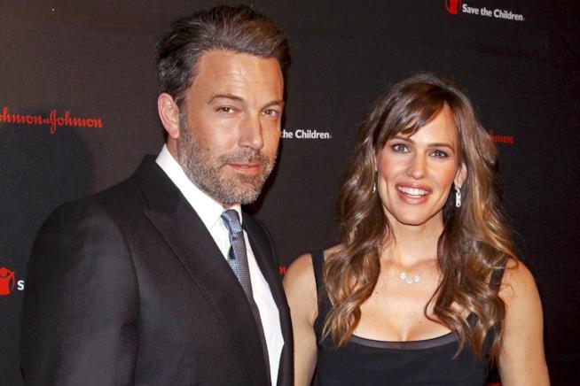 Ben Affleck ha ufficializzato il divorzio da Jennifer Garner