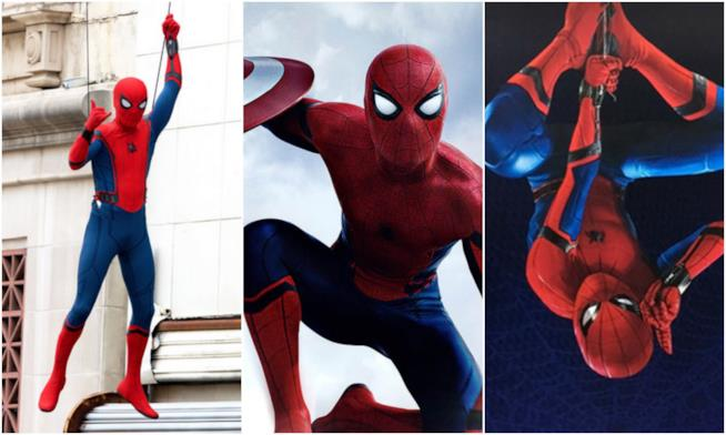 Spider-Man: Homecoming, Tom Holland parla delle acrobazie del film""