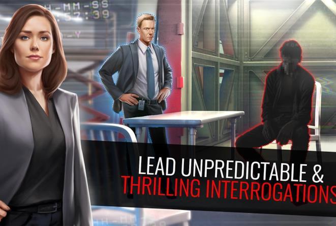 Uno screenshot del gioco The Blacklist Conspiracy