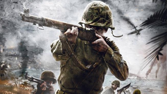 La cover di Call of Duty World at War