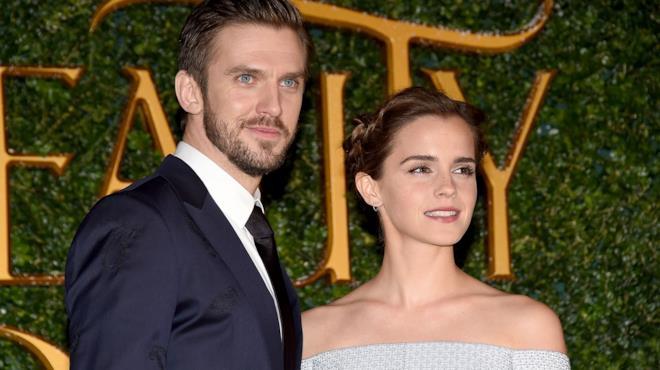 Emma Watson e Dan Stevens incantano alla prima de La Bella e la Bestia [GALLERY]