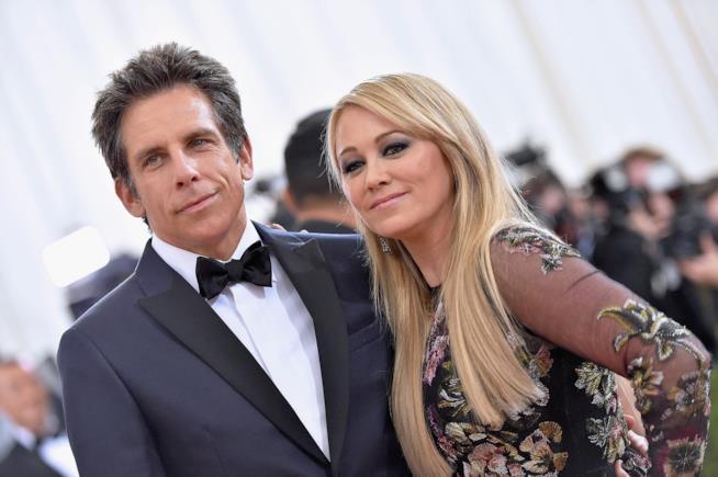 Ben Stiller e sua moglie Christine Taylor divorziano dopo 18 anni insieme