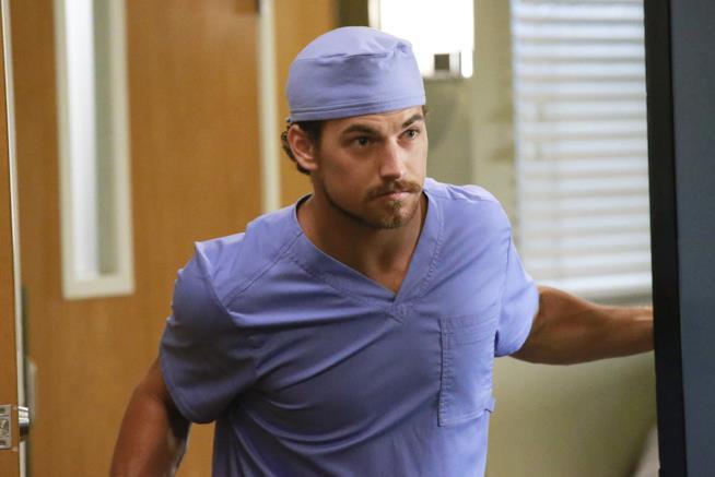 Terremoto, tra i volontari spunta un vip: è l'attore di Grey's Anatomy