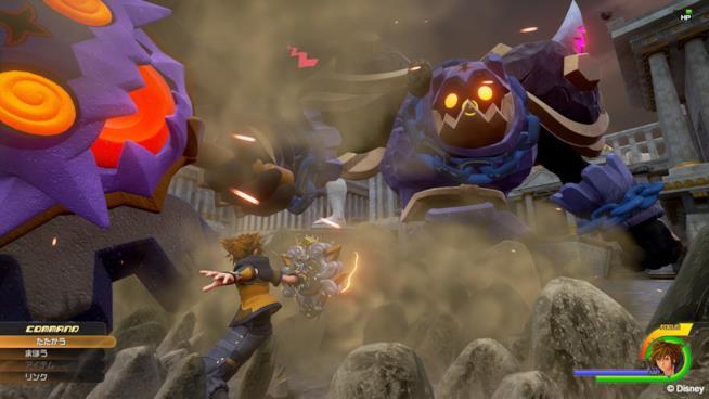 Nuove immagini in-game per Final Fantasy VII Remake