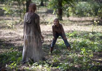 The Walking Dead: Guarda i fiori