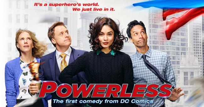 Powerless, NBC