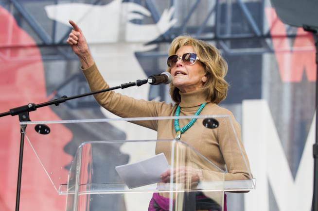 Jane Fonda rivela: