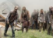 Alcuni erranti di The Walking Dead